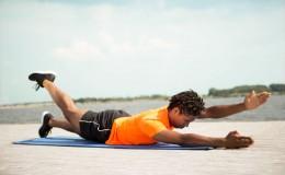 Full body beginners workout