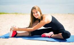 Ontspannen met fysio fitness