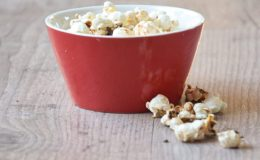 homemade healthy popcorn