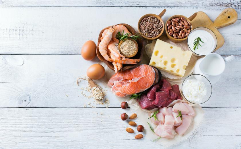 eiwitten goed voor spieren